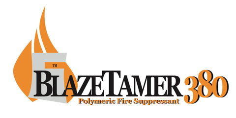 Blazetamer Fire Suppressant - non toxic