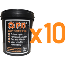 DIY 15Kg Pail QPR Quality Bitumen Repair | Cold Asphalt Free delivery.,ASPHALT CONTRACTORS, asphalt online, asphalt sales, asphalt suppliers, asphalt suppliers Melbourne, Asphalt suppliers sydney, asphalt suppliers Tasmania, bitumen, bitumen patches, bitumen pothole repairs, bitumen repair products, BITUMEN REPAIRS, bunnings, Buy asphalt online, car park asphalt, car park repairs, cement, cold asphalt, cold mix, cold mix asphalt in bag, compact, DIY, DIY ASPHALT, driveways, Earthco Projects, footpath repair, hardware, home hardware, home improvements, home repair,POTHOLE REPAIR PRODUCT,Earthco Projects Store
