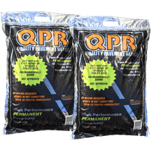 Ready to use DIY QPR  permanent asphalt | pavement repair | buy asphalt online | asphalt delivered | bitumen delivered | asphalt bags | ez street cold asphalt