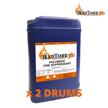 Blazetamer380 20 litre drums buy online | be fire ready | domestic fires | burnoffs | grass fires | Australian fires | water enhancer