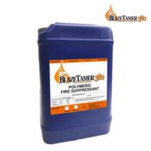 BLAZETAMER380 Fire fighting water enhancer | rural property firefighting | Earthco projects