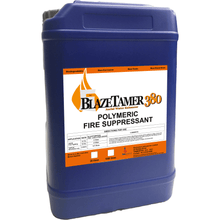BLAZETAMER380 20 LITRE | Fire fighting | water enhancer | safe fire suppression | home fire safety equipment supplies | non toxic