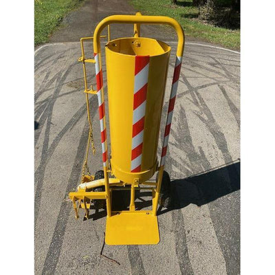 Crack Sealer Cart for cold crack sealing Product | Used for Concrete and Asphalt cracks | Australian Stock Fast Delivery | Earthco Projects Store.