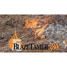 Blazetamer380 | fire suppression | water enhancer | Australian Made | non toxic fire fighting product | turnoffs | bushfires | fires burning | nsw fires | vic fires | home safety equipment