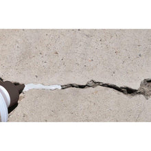 Gripset C26 Concrete crack filler. Repair concrete pavements, steps, gutters, benches, flooring and more. Earthco projects