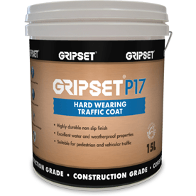 GRIPSET P17 HARD WEARING TRAFFIC COAT 15 LITRE PAIL $0.00 Bunnings, concrete, concrete crack sealant QPR | Earthco Projects Store., concrete repair, crack filler, crack repair, crack repairs, crack sealant, crack sealing, cracks, DIY, DIY repair, Earthco Projects, GRIPSET, Home and garden, home garden repair, home hardware Asphalt Repair Product Earthco Projects Store Quantity 1  Earthco Projects Store