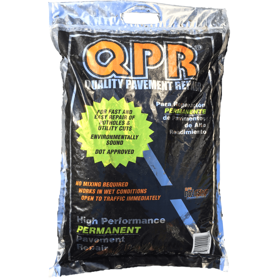 QPR Premium Pothole Repair | Earthco Projects | Pothole repair | Industrial strength pothole repair kit | Fix potholes fast | buy Asphalt online | buy bitumen | Australian made asphalt | Premium asphalt