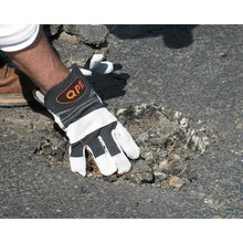 Asphalt Road and driveway repair solution for Potholes and Damaged areas in Pavement.