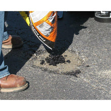 QPR Permanent for potholes | Ready to use asphalt | No primer required | professional strength asphalt | asphalt contractors | plumbers asphalt | reece plumbing | bunnings asphalt | carpark repairs | pot hole | asphalt surfaces | concrete repair | instant asphalt