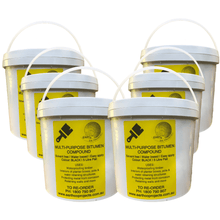 Multi-purpose Bitumen Compound 5 Litre Pail