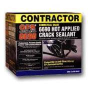 QPR 6690® HOT-APPLIED ASPHALT CRACK SEALANT