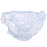 7PCS Cotton Pregnant Briefs Sterilized Disposable Underwear