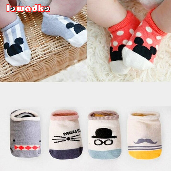 2017 New Cotton Baby Socks