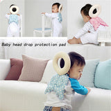 Baby Head protection pillow pad Toddler headrest pillow baby neck Cute wings nursing drop resistance cushion