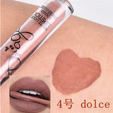 Matte Lipstick - Metallic Colors