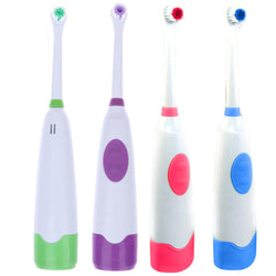 Rotating Anti Slip Toothbrush