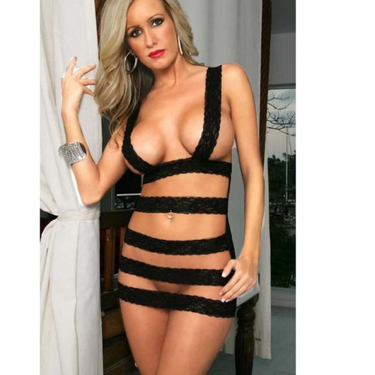 Sexy Lingerie Women Lace Underwear Underclothes Nightwear Sleepwear