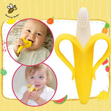 Banana Teether Environmentally Safe