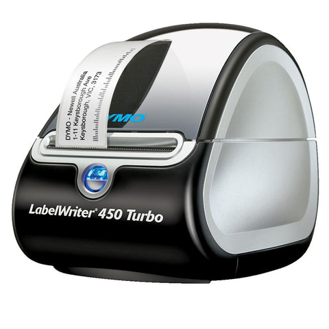 DYMO LabelWriter 450 Turbo Thermal Shipping Label Printer (SD0840370)