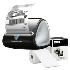 DYMO LabelWriter 4XL Thermal Shipping Label Printer & Labels Starter Bundle (SD0904960)