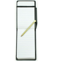 Cricket Umpire Onfield Memo Notebook With Pencil