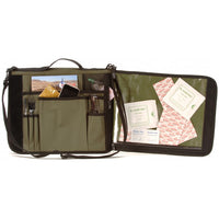 Cricket Umpire and Scorers A4 Travel Organiser