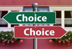 Which path to choose?