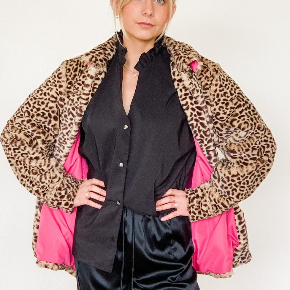 the BRISTER in leopard