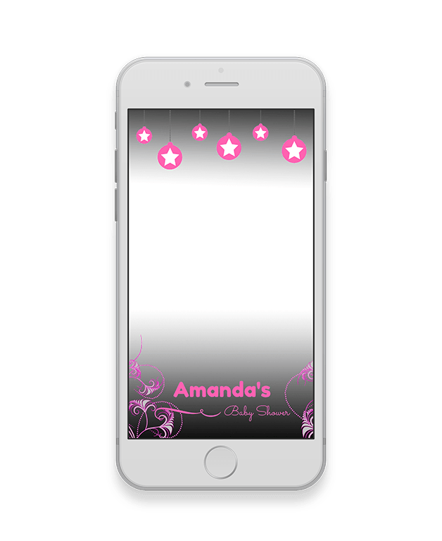 Pink-Lights-Baby-Shower-Geofilter