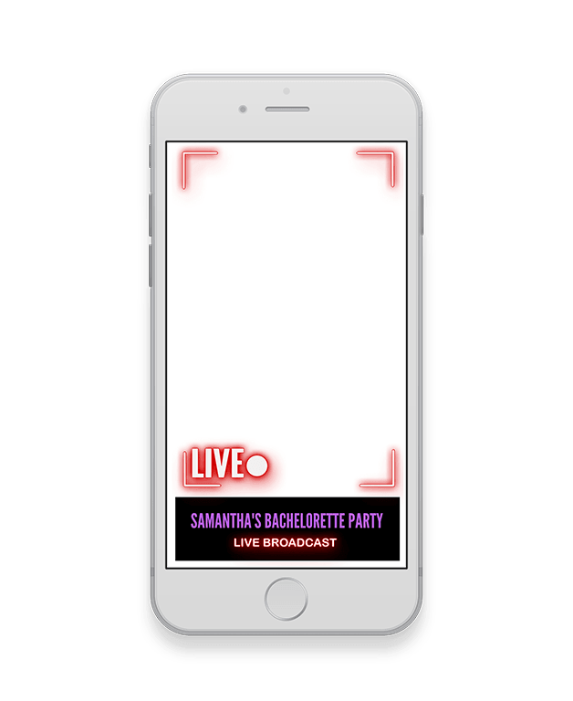 Live Bachelorette Party Geofilter-bachelorette-The Geo Factory-The Geo Factory