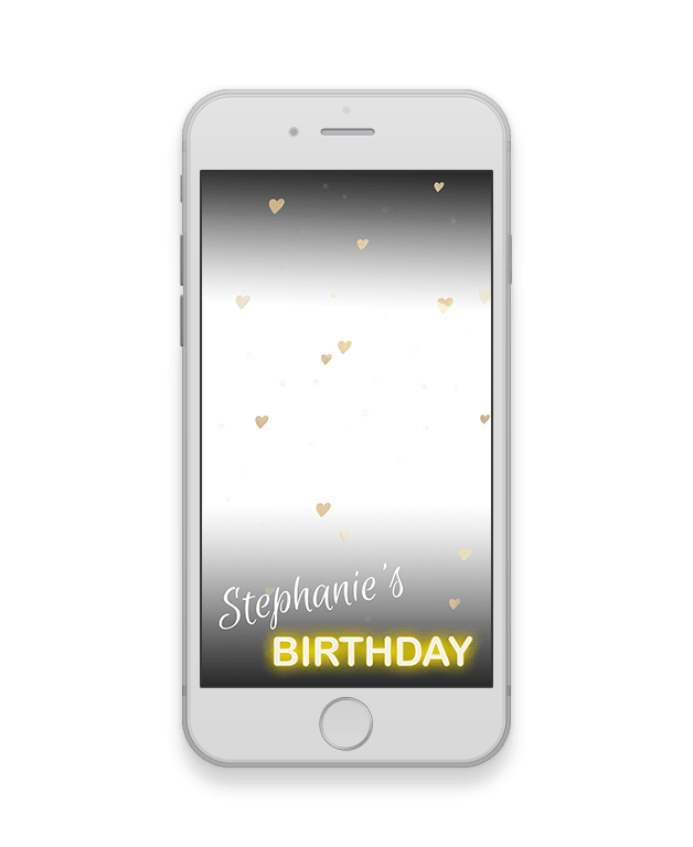 Airlie Birthday Geofilter-Birthday-The Geo Factory-The Geo Factory