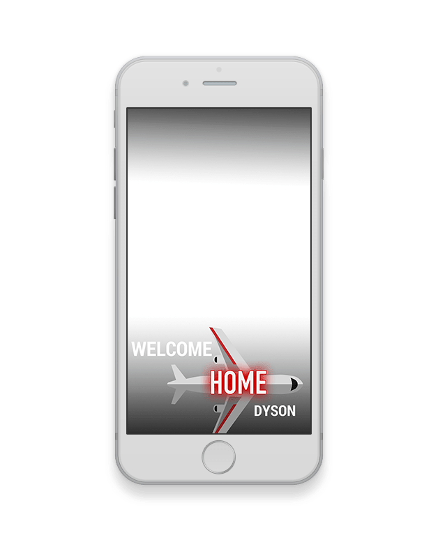 Tarmac Coming Home Geofilter-Coming Home-The Geo Factory-The Geo Factory