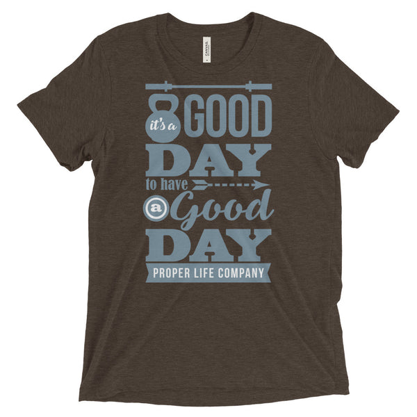 It's A Good Day Short sleeve t-shirt