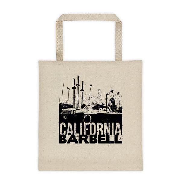 California Barbell Impala Grocery/Tote bag