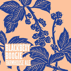 Blackberry Boogie Farmhouse Ale