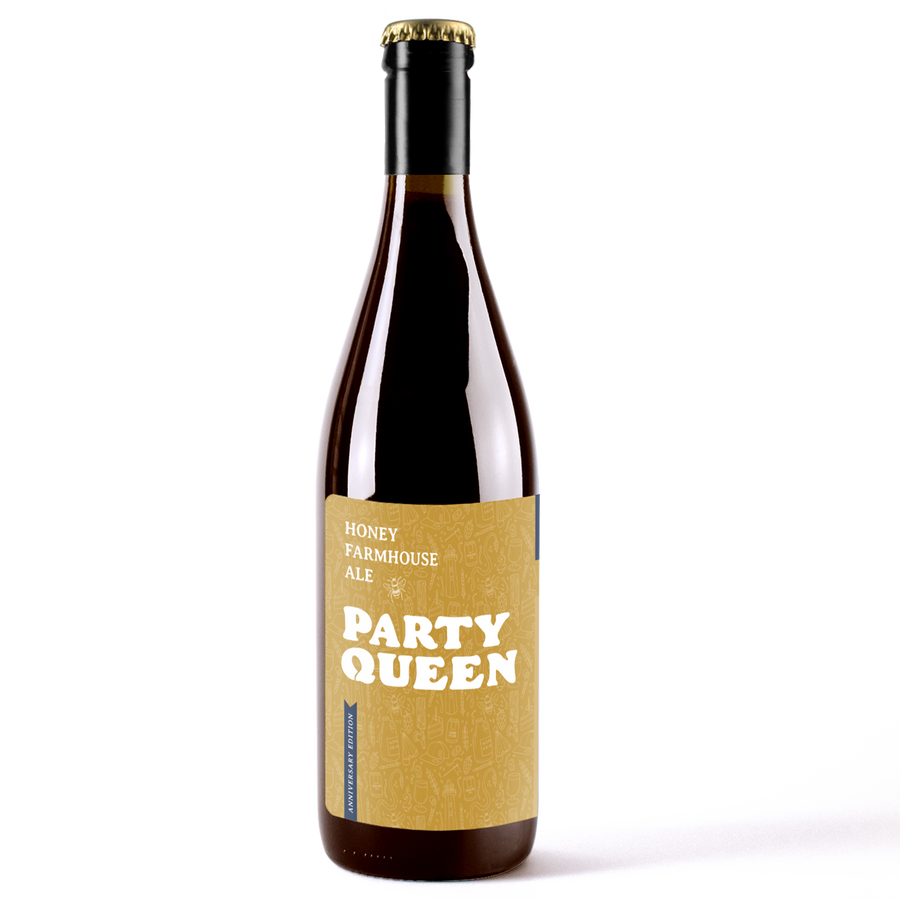 Party Queen Honey Farmhouse Ale