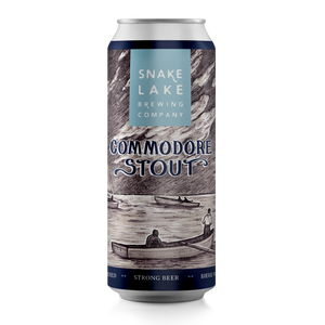 Commodore Stout – 4 x 473mL (tall cans!)