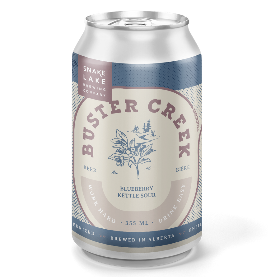 Buster Creek Blueberry Kettle Sour