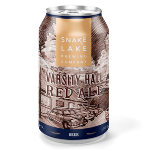 Varsity Hall Red Ale
