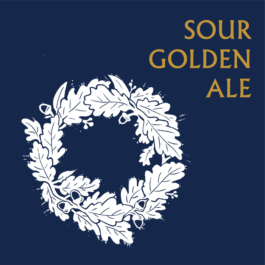 Sour Blonde Ale – Sylvanus Series No. 3
