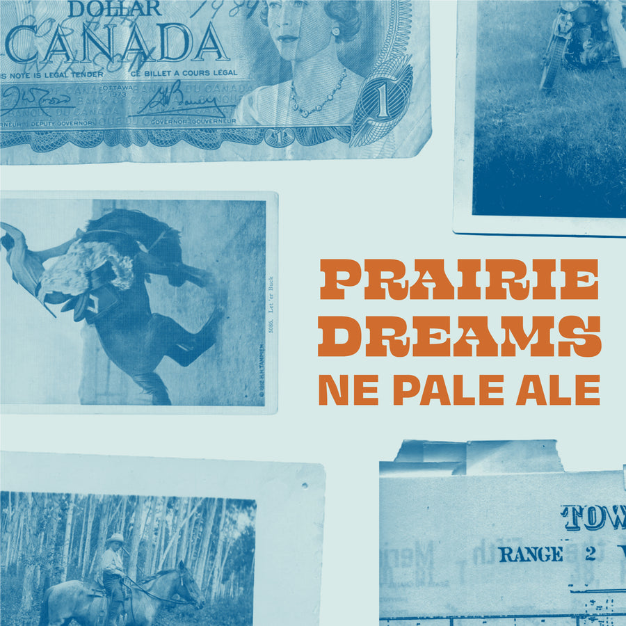 Prairie Dreams NE Pale Ale