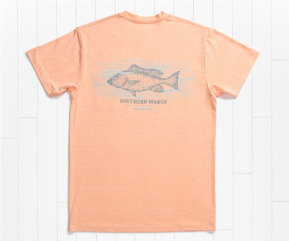 Southern Marsh Performance Tee