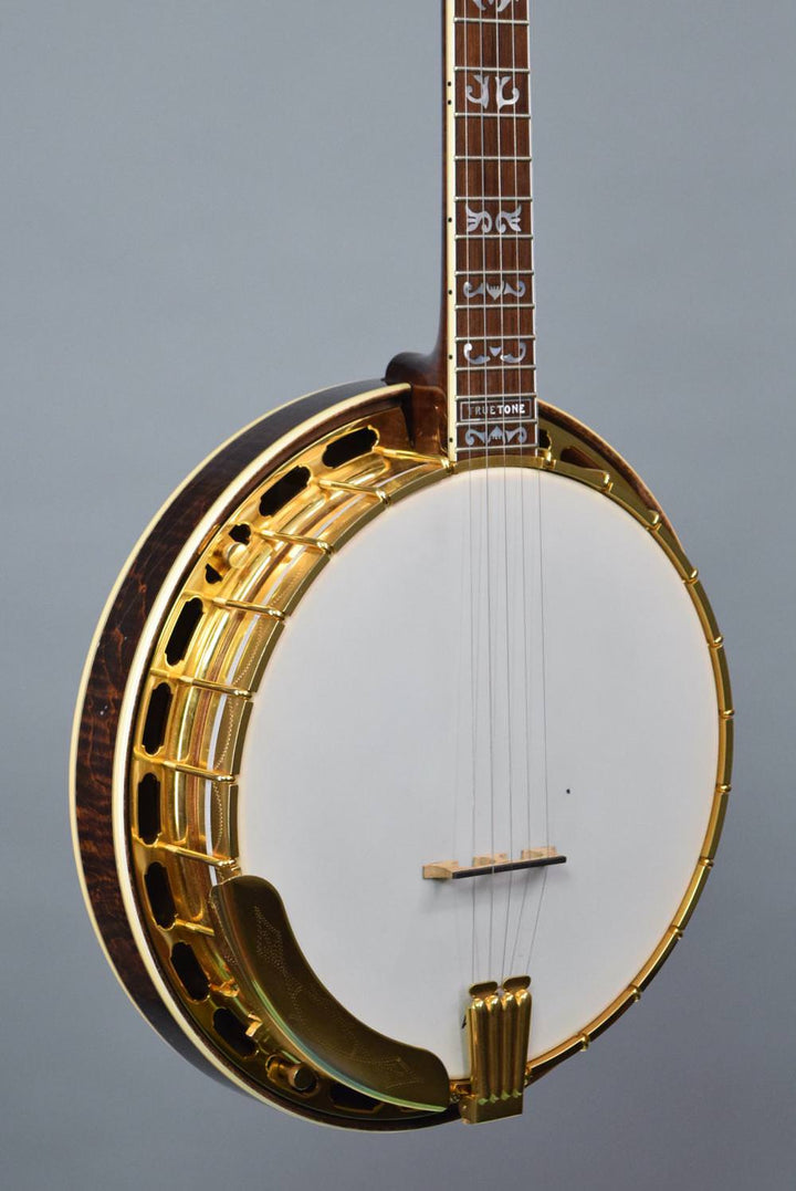 Used Huber VRB-G Resonator Banjo (2011)