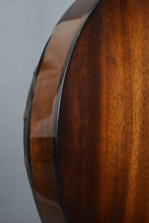 Nechville Midnight Phantom Mahogany w/ Hybrid Tone Ring (#2792)