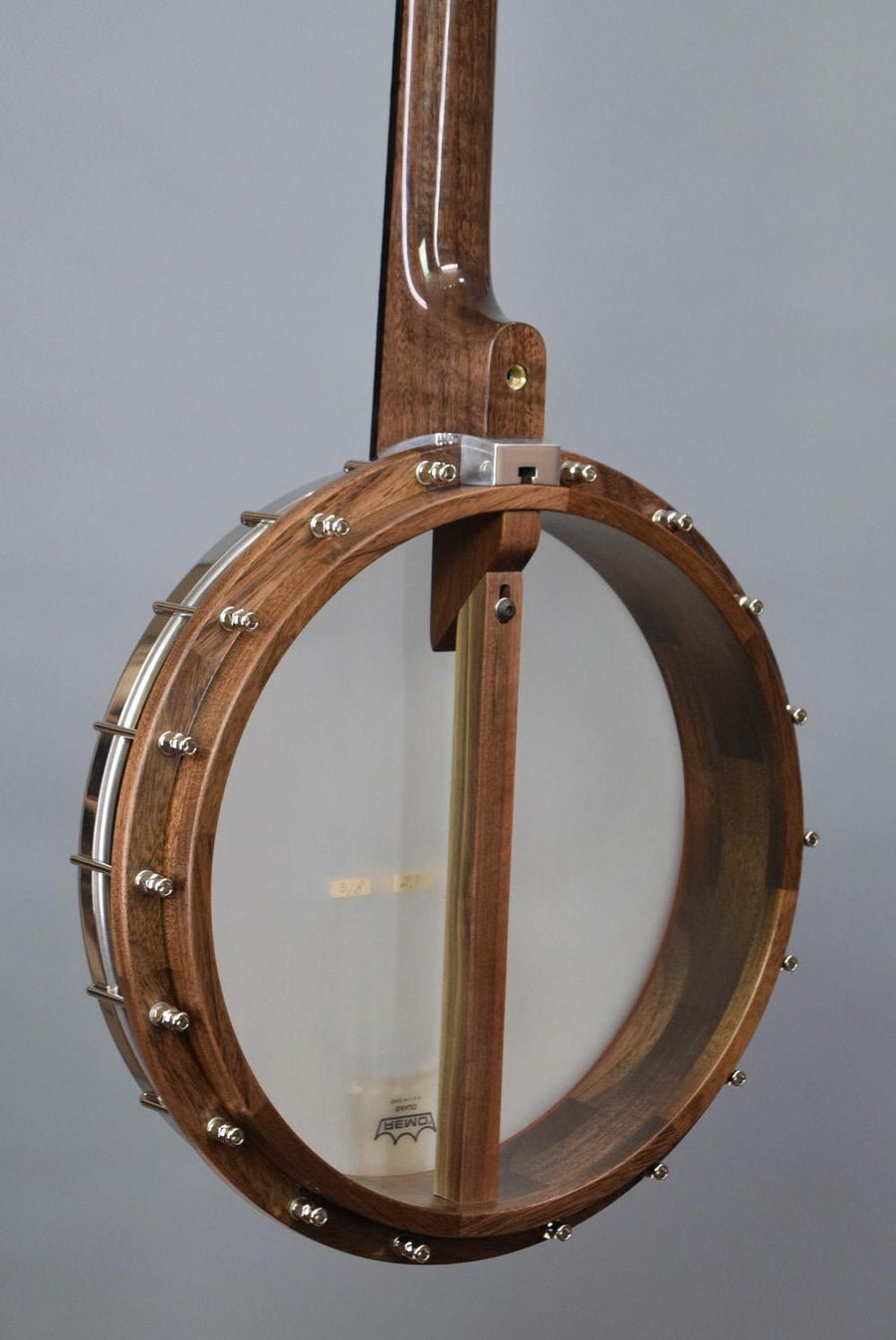 "Nechville Atlas Standard 12"" Short Scale Open Back Banjo"