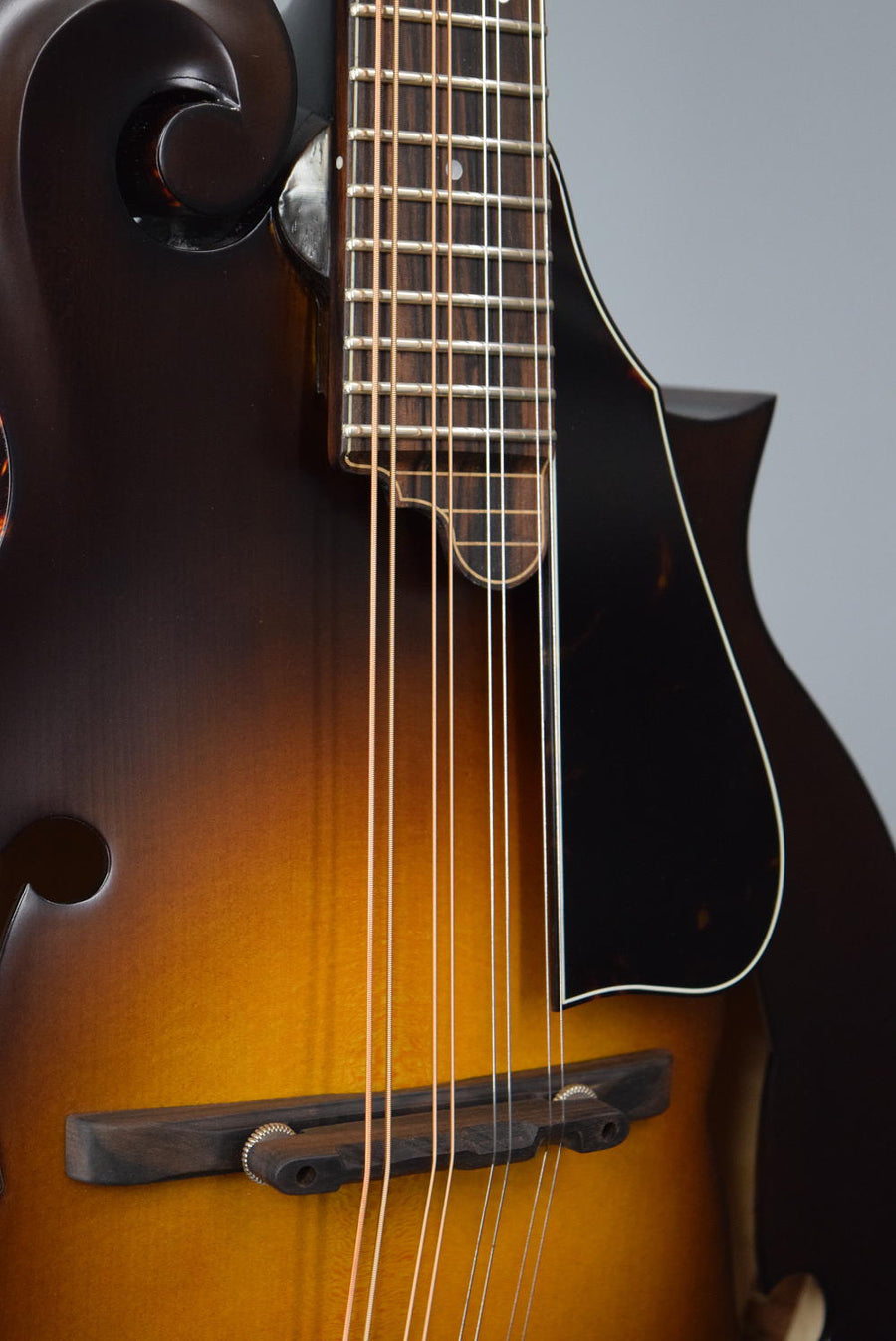Northfield NF-F5S F-Style Mandolin w/ Custom Tortoise Binding