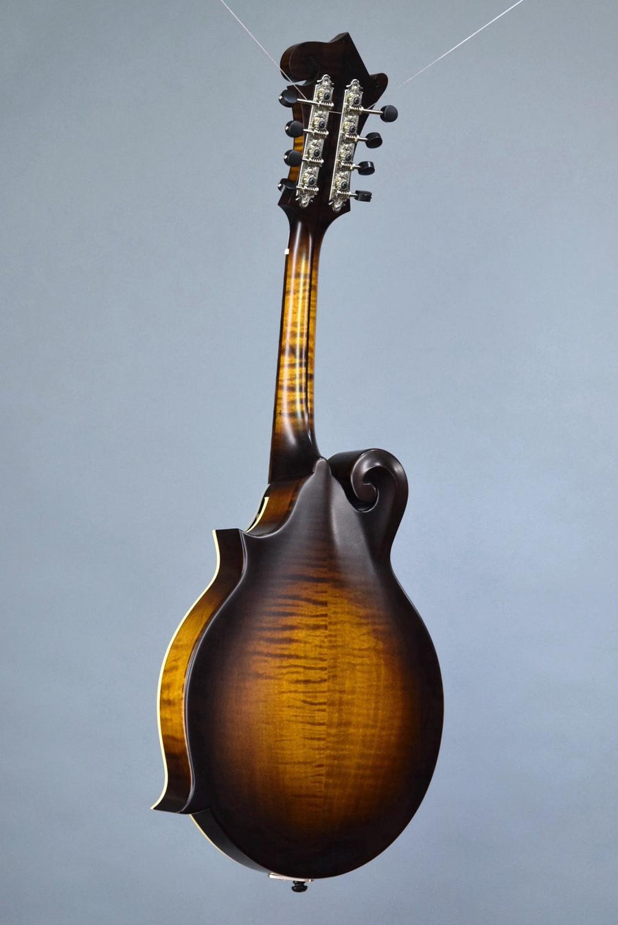 Northfield NF-F5SB Black Top F-Style Mandolin