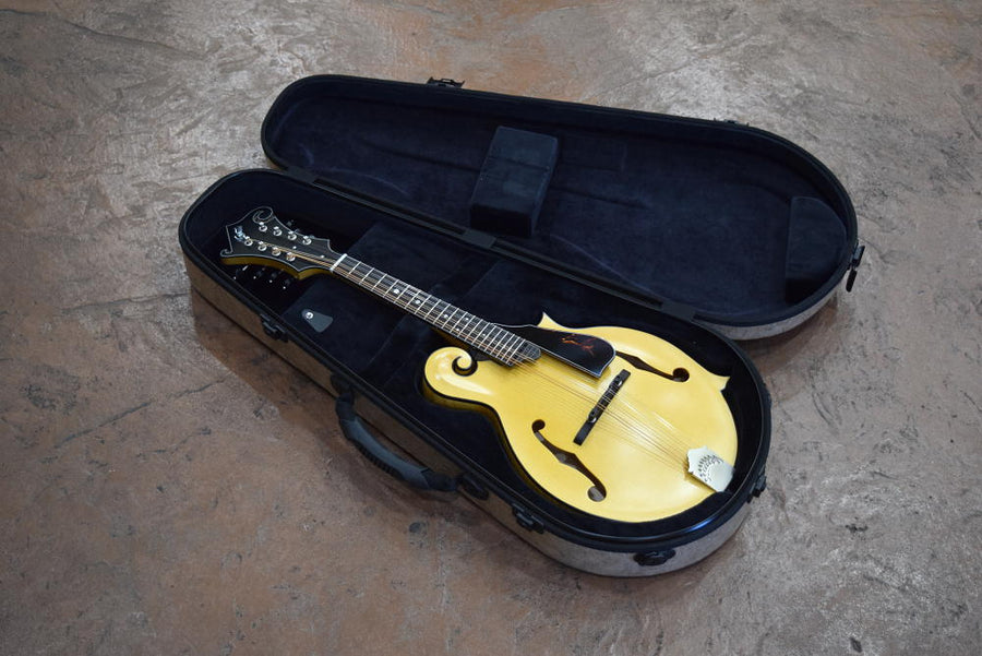 Northfield NF-F5SN Natural Finish F-Style Mandolin