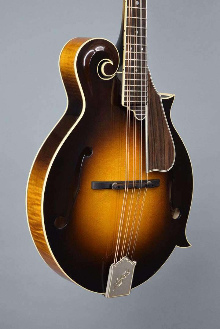 Northfield Big Mon F-Style Mandolin w/ Engelmann Top & One-Piece Back