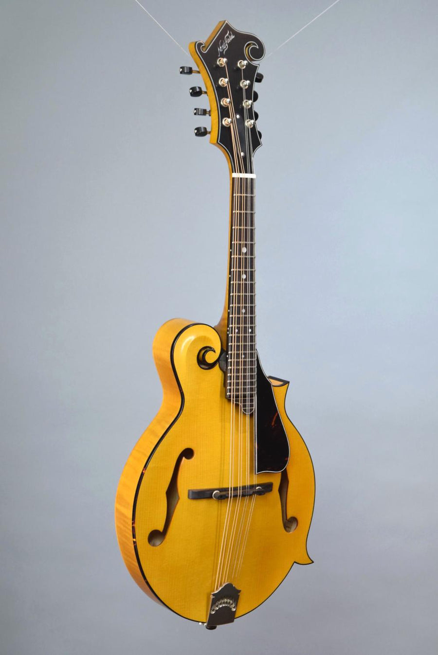Northfield NF-F5SA F-Style Mandolin w/ Amber Finish & One-Piece Back (Blemished)